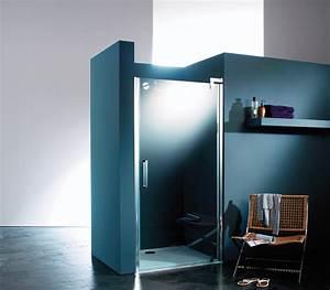 porte de douche refresh pure huppe induscabel salle With porte douche huppe