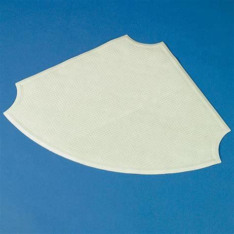 non slip shower mat corner shower mat non slip shower mats complete care shop