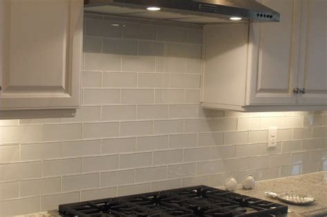 white glass tile backsplash kitchen nocatee glass backsplash style kitchen 1770