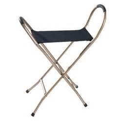 "Alex Orthopedic Quad Seat Cane, 6"" x 14-1/2"" Seat, 34"" (82102)"