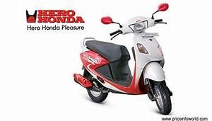 Hero Hero Honda Pleasure