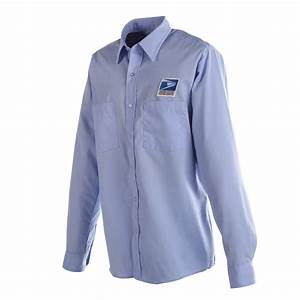 postal uniform shirt mens long sleeve for letter carriers With usps uniforms letter carrier