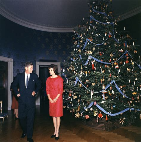 the kennedy family at christmas