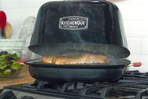Charcoal Champion Kitchenque Stovetop Smoker » Gadget Flow