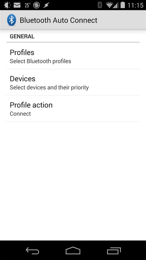 bluetooth auto connect logging car data on android by eric lathrop
