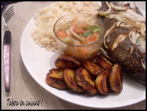 cuisiner les bananes plantain recettes de banane plantain par tabou en cuisine attiéké