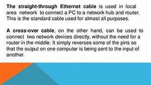 Creating Ethernet Cable