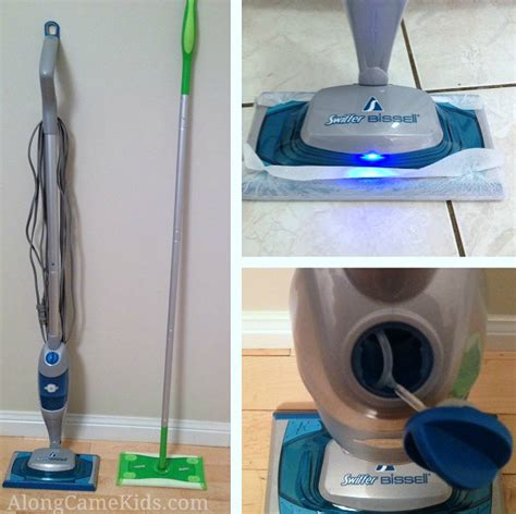 swiffer steam boost for laminate floors swiffer bissell steamboost steam mop review