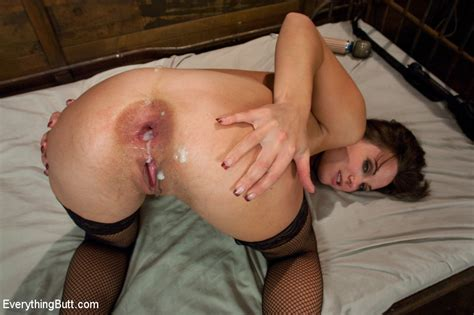 Anal Fisting And Huge Toys For A Gaping Slu Xxx Dessert