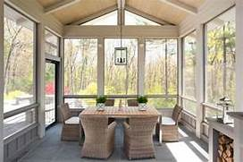 Glass Patio Design Glass Enclosed Patio Design Ideas