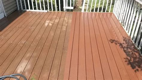 tips  choose   deck cleaning company