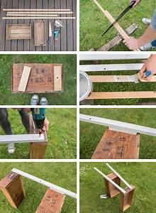 Diy Garten Ideen : diy upcycling pflanzleiter aus alten schubladen diy ideen pinterest garten diy garten ~ Indierocktalk.com Haus und Dekorationen