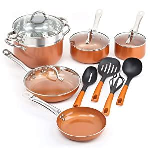 cookware sets  gas stoves  healthy cooking