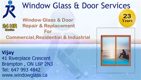 window glass door services  torontoj  window glass
