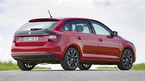 Skoda Rapid Spaceback 10 Tsi 2017 Review By Car Magazine