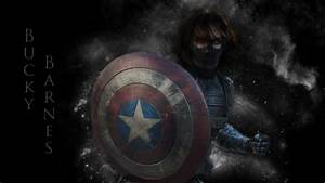Bucky Barnes wallpaper by DAVanity on DeviantArt