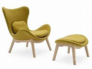 Fauteuil Salon Design : 48 exemples de fauteuil design tendance pour le salon ~ Teatrodelosmanantiales.com Idées de Décoration