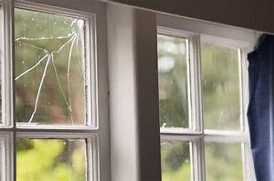 Cracked mirror repair for Window pane replacement