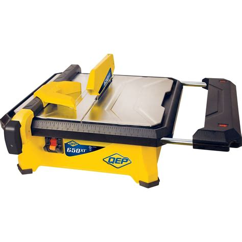 home depot canada tile cutter qep 3 4 hp 120v tile saw the home depot canada