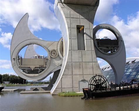 Boat Lift Scotland by Made It Falkirk Wheel