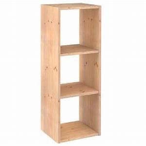 Etagere Cube Bois : etagere kit en bois achat vente pas cher ~ Teatrodelosmanantiales.com Idées de Décoration
