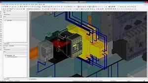 Eplan Pro Panel  Version 2 7  3d Wiring