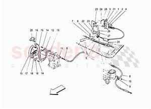 Maserati Granturismo Mc Stradale Parking Brake Parts