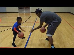 5-year-old basketball phenom shows off insane skills!