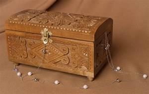 Boite A Bijoux En Bois : boite a bijoux bois cool costume jewelry for you ~ Teatrodelosmanantiales.com Idées de Décoration