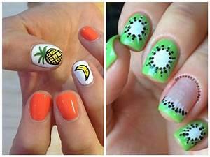 Nail art primavera estate 2016: unghie da mangiare Glamour it