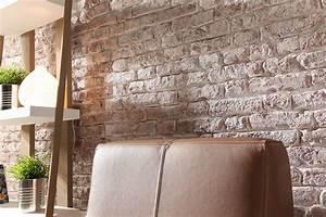 Wandverkleidung Steinoptik Innen : wandverkleidung ziegelsteinoptik serie brick ist eines unserer 6 serien ~ Frokenaadalensverden.com Haus und Dekorationen