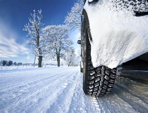 quels pneus neige pour votre citroen en hiver