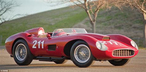 In 1940, scuderia ferrari produced its first race car, the tipo 815, which debuted at the mille miglia. Ferrari fetches £4m at Monaco supercar auction | Daily Mail Online