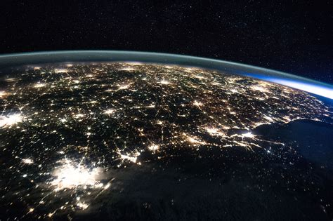 Houston and the Gulf Coast | NASA
