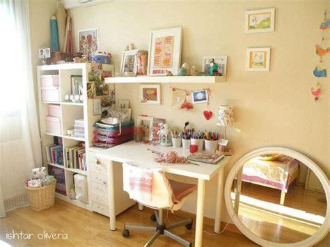 Taller  Pysselrum  Craft Room Pinterest