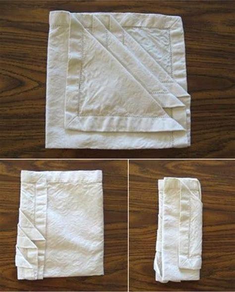 diy french pleats napkin fold icreativeideascom