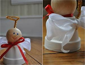 Basteln Mit Bechern : 13 einfache ideen wie sie niedliche engel basteln mit kindern ~ Frokenaadalensverden.com Haus und Dekorationen