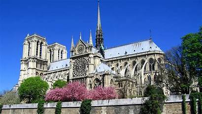 Notre Dame Cathedral Paris France Street Wallpapertag