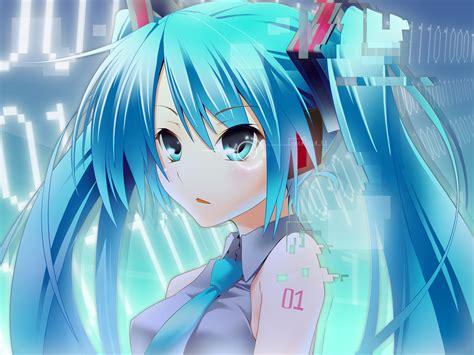 Vocaloid(ボーカロイド)壁紙家 [ボーカロイド]初音ミク・メイン(1