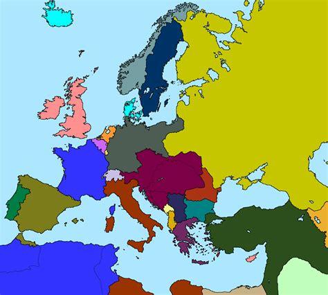 map  europe   xgeograd  deviantart