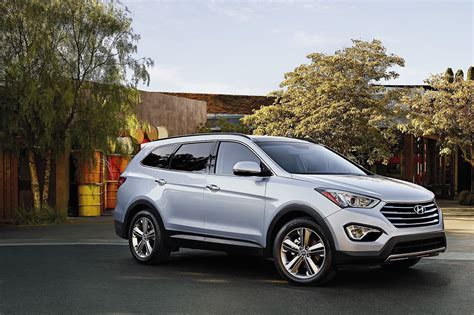 Santa Hyundai by 2016 Hyundai Santa Fe Review Ratings Specs Prices And