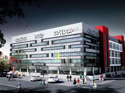 Building Design by 7 Commercial Building Architectural Design Images