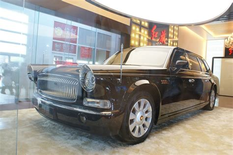 H7 Lada by Hongqi Debuts Flagship L7 And H7 Sedans At The Beijing