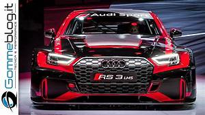 Audi Rs3 Lms And Audi Rs3 Sedan