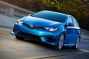 2017 Toyota Corolla Lineup Adds Im  Loses Base Manual