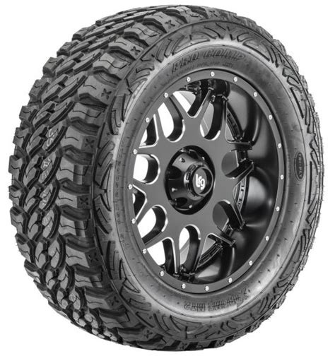 pro comp wheels and tires 92609 2741 pro comp xtreme m t2 radial tire on lrg splits series 104