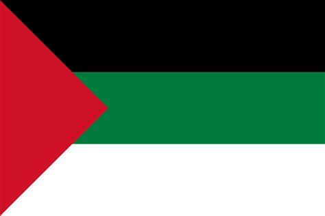 Pan-arab Colors