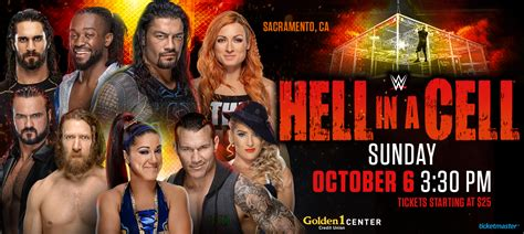 streeter  thoughts  wwe hell   cell