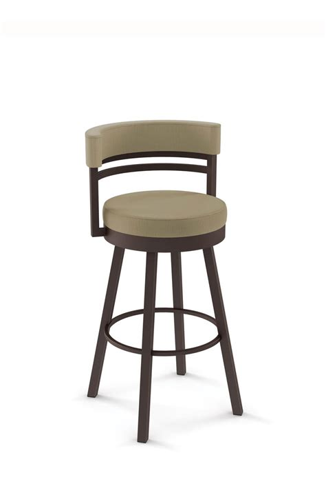 buy amisco ronny swivel stool free shipping barstool