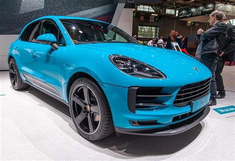 2020 porsche suv 2020 porsche macan new generation changes best suv